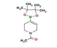 N-acetyl-3,6-dihydropiperidine-4-boronic acid pinacol ester