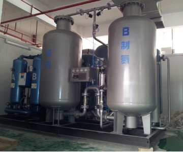 Chemical Pharmaceutical Industry Nitrogen Making Machine