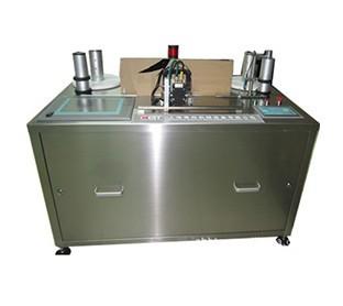 CBT automatic label detection machine