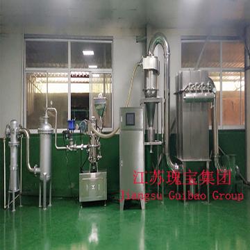 Model FJM Series Ultrafine Pulverizer