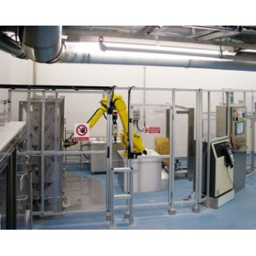 Automation Clean & Dirty / Cage Processing