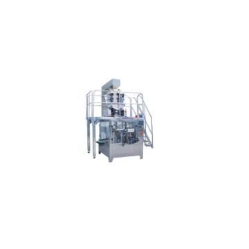 GD6/GD8-200/250/300 Premade Bag Solid Filling And Sealing Machine