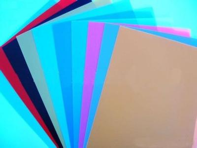 PVC sheet packing