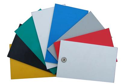 PVC sheet specificatio