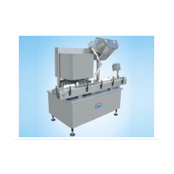 Frequency conversion automatic high speedcapping machine