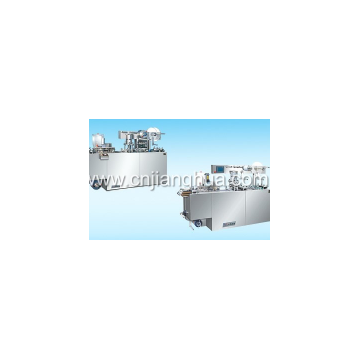 DPP-140D/E Capsule Blister Packaging Machine, Tablet Bubble Packing Equipment