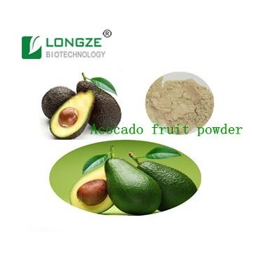 Avocado fruit powder