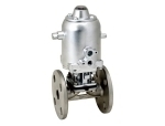 Pneumatically Operated ON/OFF Valve PO1400 Model