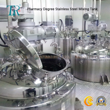 Softgel Gelatin Melting Tank
