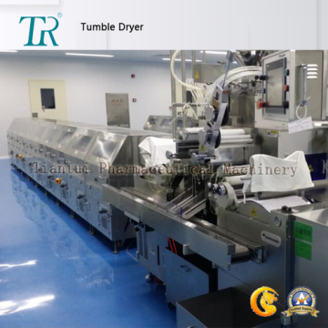 softgel tumbler dryer