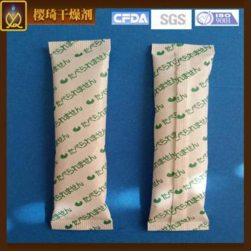 Medicinal paper bags of silica gel