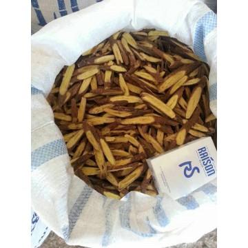 Licorice root,slice