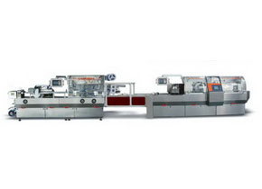 DPP-360/ZHJ160E Plate Type Blister and Cartoning Production Line
