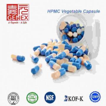 GENEX HPMC vegetarian gelatin capsules