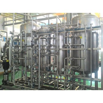 Purified Water Generation