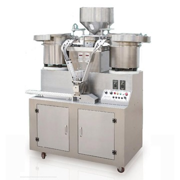 High speed automatic whistling (bubble) sugar gluing machine