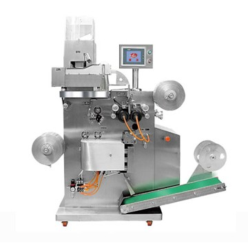 Touch screen, double aluminum packaging machine
