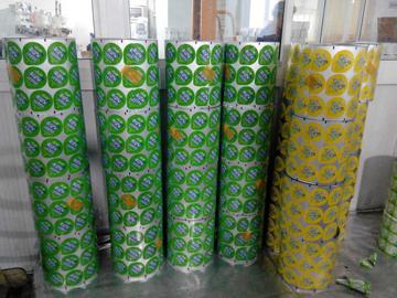 plastic laminated aluminu