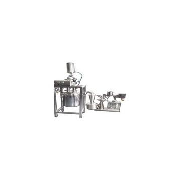 Jet mill for pharmaceutical application