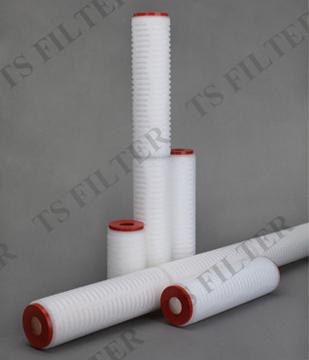 DHPV Series Hydrophilic PVDF Membrane Filter