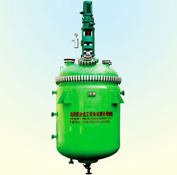 K3000 DN1600Glass-lined Open Type Mixing Vessels