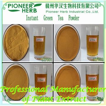 Instant Green Tea Powder, green tea extract
