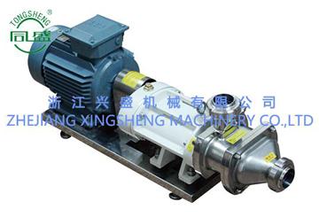Twin-screw Parallel pump