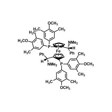 (S,S)-(-)-2,2'-Bis[(R)-(N,N-dimethylamino)(phenyl) methyl]-1,1'-bis[di(3,5-dimethyl-4-methoxyphenyl)