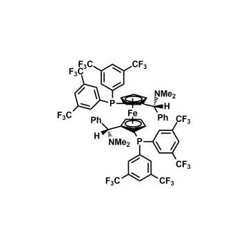 (S,S)-(-)-2,2'-Bis[(R)-(N,N-dimethylamino)(phenyl)methyl]-1,1'-bis[di(3,5-trifluoromethylphenyl) pho