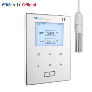 Elitech RCW – 600A/800A  Web Based Temperature Monitoring