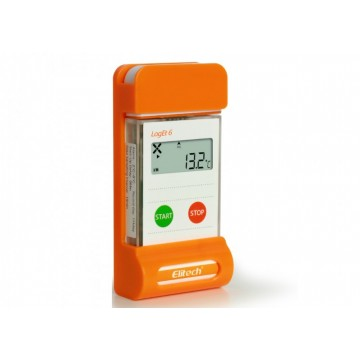 Elitech LogEt6 Single Use Temperature Data Logger