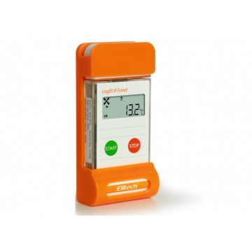 LogEt 8 Food Cold Chain Multi-use PDF Temperature Data Logger