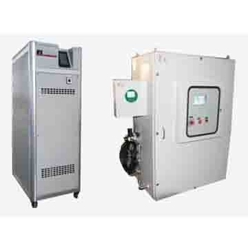 High and low temperature integrated machine