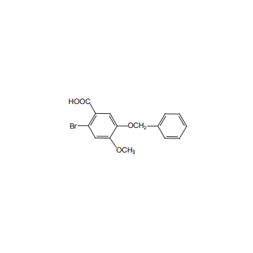3-Benzyloxy-4-methoxy-6-bromoben