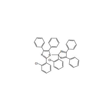 2,2'-bis-(2-chlorophenyl)- 4,4',5,5'-tetraphenyl-1,2'-biimidazole