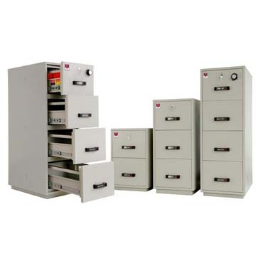 Fire Resistant Filing Cabinet - ZYF