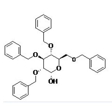 Tetra-O-benzyl-D-glucopyranose