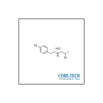 1-[[2-(4-Chlorophenyl)ethyl]amino]-2-chloropropane