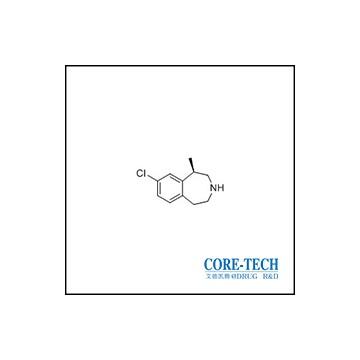 8-Chloro-1-methyl-2,3,4,5-tetrahydro-1H-3-benzazepine