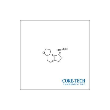 2-[(8S)-1,6,7,8-Tetrahydro-2H-indeno[5,4-b]furan-8-yl]ethanamine hydrochloride (1:1)