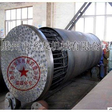 Spiral wound heat exchanger