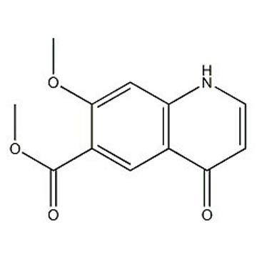 Methyl 7-Methoxy-4-oxo-1,4-dihydroquinoline-6-carboxylate