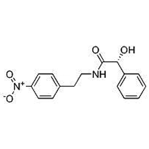 (R)-N-(4-nitrophenethyl)-2-hydroxy-2-phenylacetamide