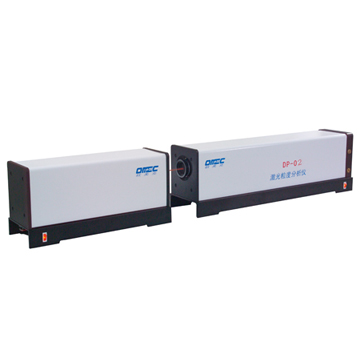 Laser particle size analyzer - DP-02