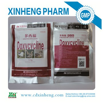 10% Doxycycline Hyclate Soluble Powder