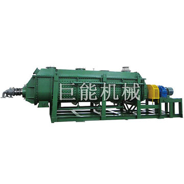 Conducting type Paddle Dryer