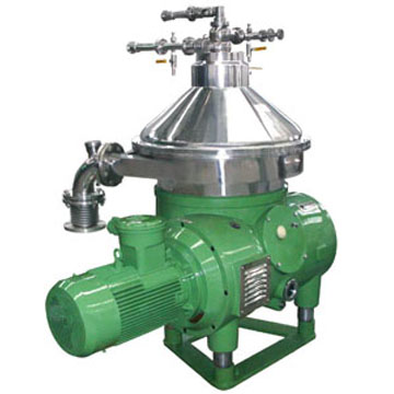 DHSY and DRSY separators for biodiesel