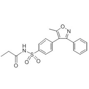 N-((4-(5-methyl-3-phenylisoxazol-4-yl)phenyl)sulfonyl)propionamide