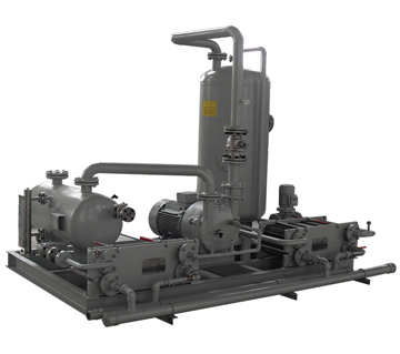 2BW3(4) Liquid Ring vacuum pumping system