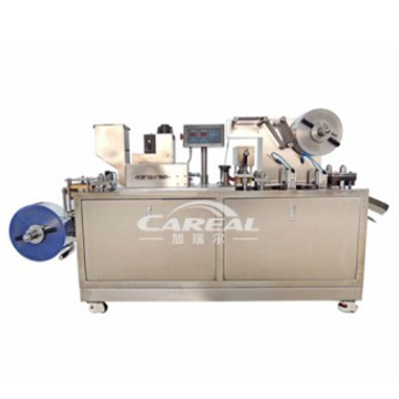 DPP-260/350E Automatic ALU PVC Blister Packing Machine